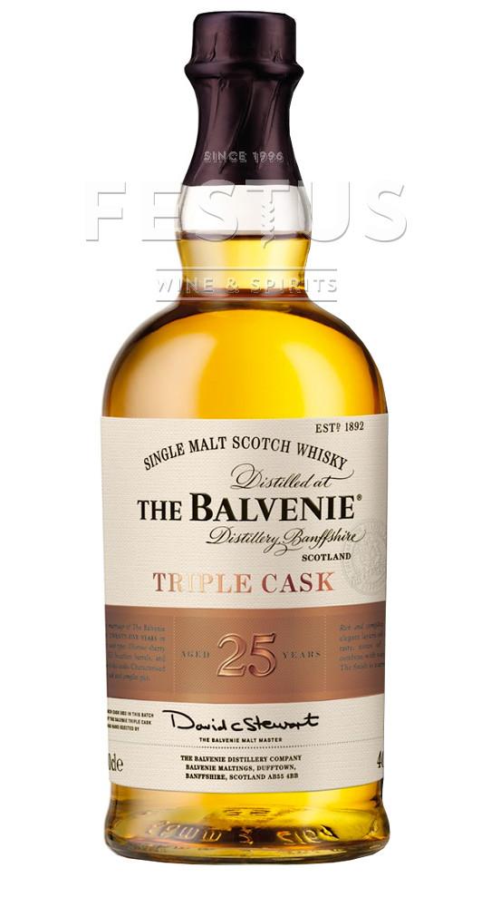 Festus | Balvenie 25 YO Triple Cask *