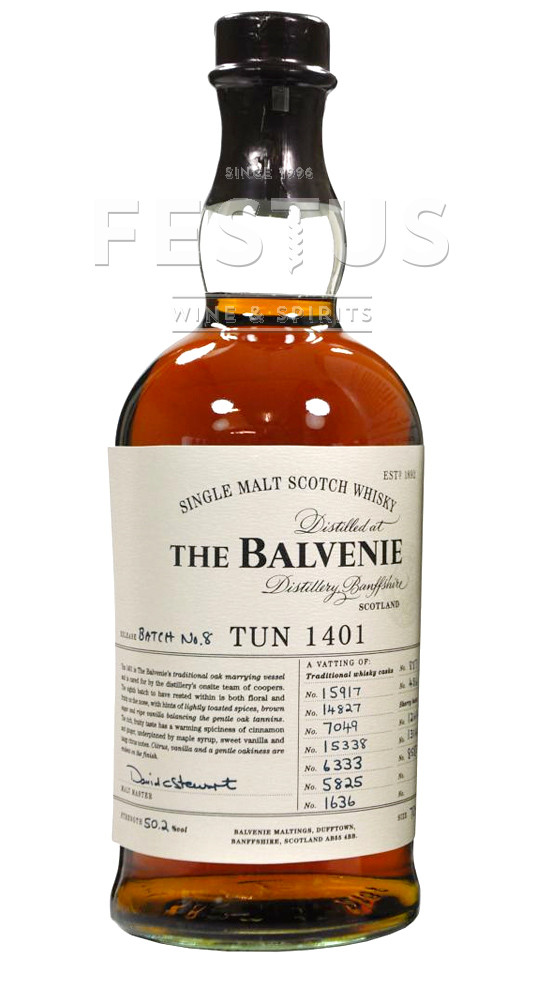 Festus | Balvenie Tun 1401 Batch 8 *