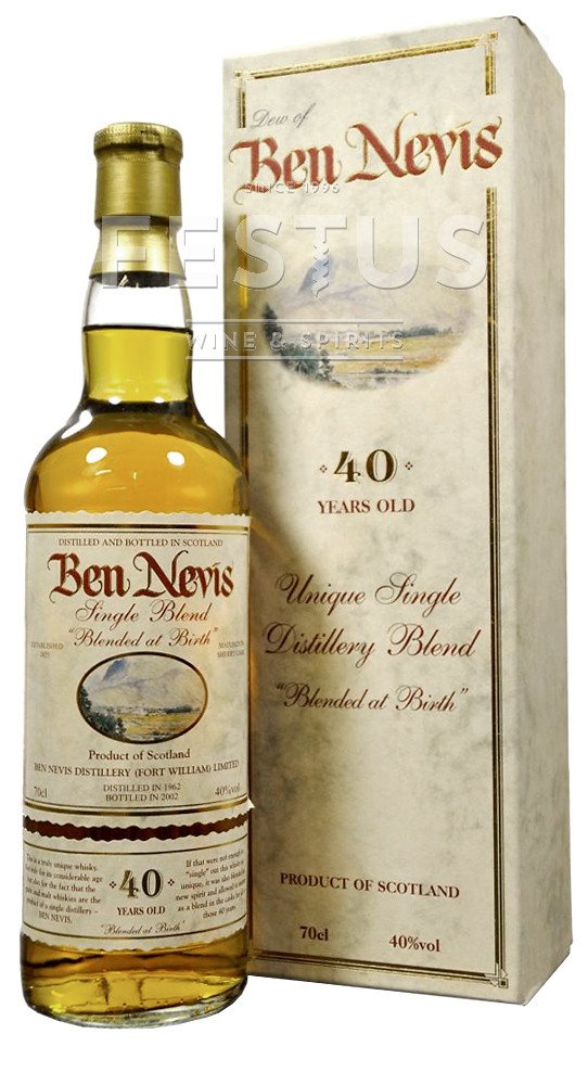 Festus | Ben Nevis 40 YO 1962/2002 *