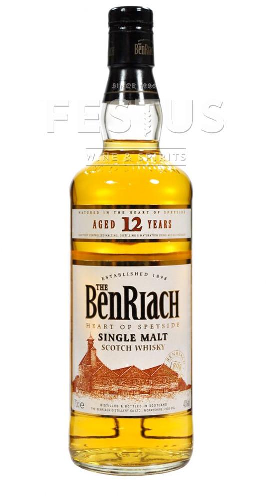 Festus | BenRiach 12 YO