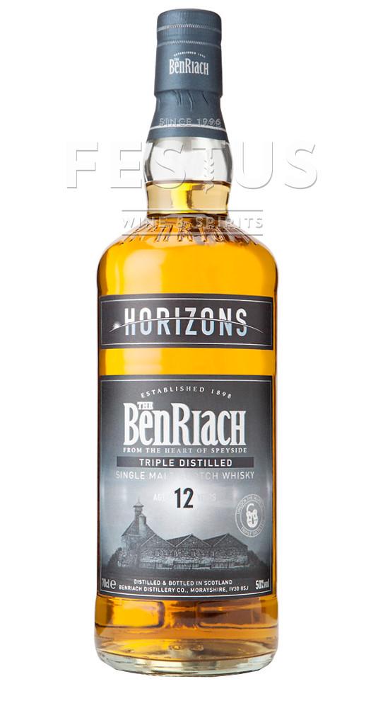 Festus | BenRiach 12 YO Horizons