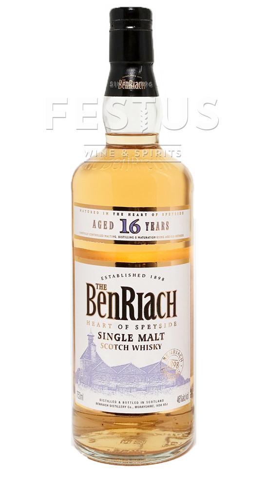 Festus | BenRiach 16 YO