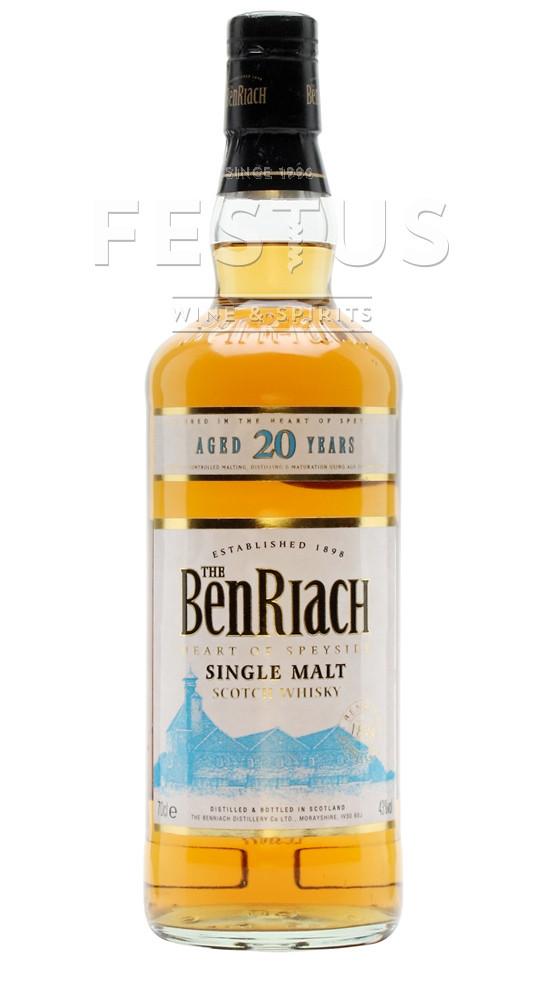 Festus | BenRiach 20 YO