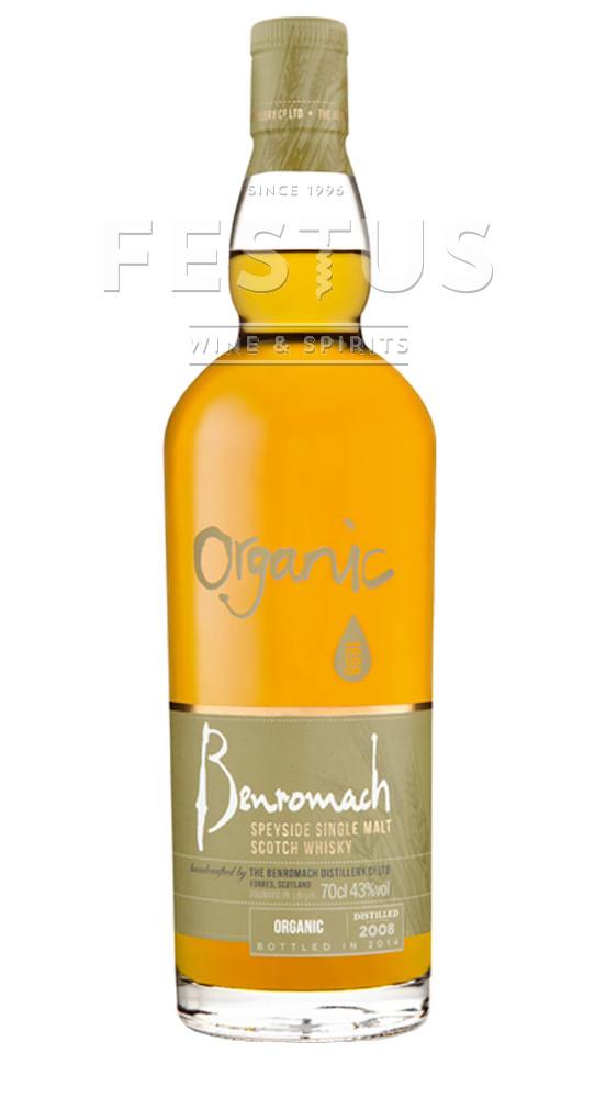 Festus | Benromach Organic 2008/2014