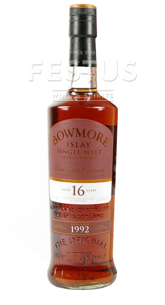 Festus   Bowmore 16 YO 1992 Bordeaux Cask Finish *