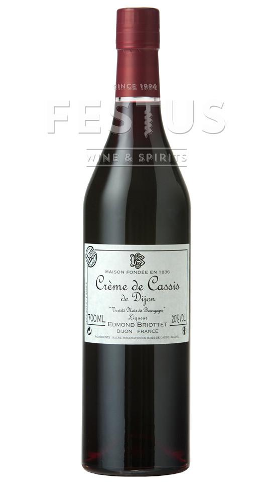 Festus | Edmond Briottet Creme de Cassis de Dijon