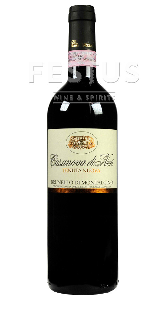 Festus | Casanova Di Neri Brunello di Montalcino Tenuta Nuova 2007