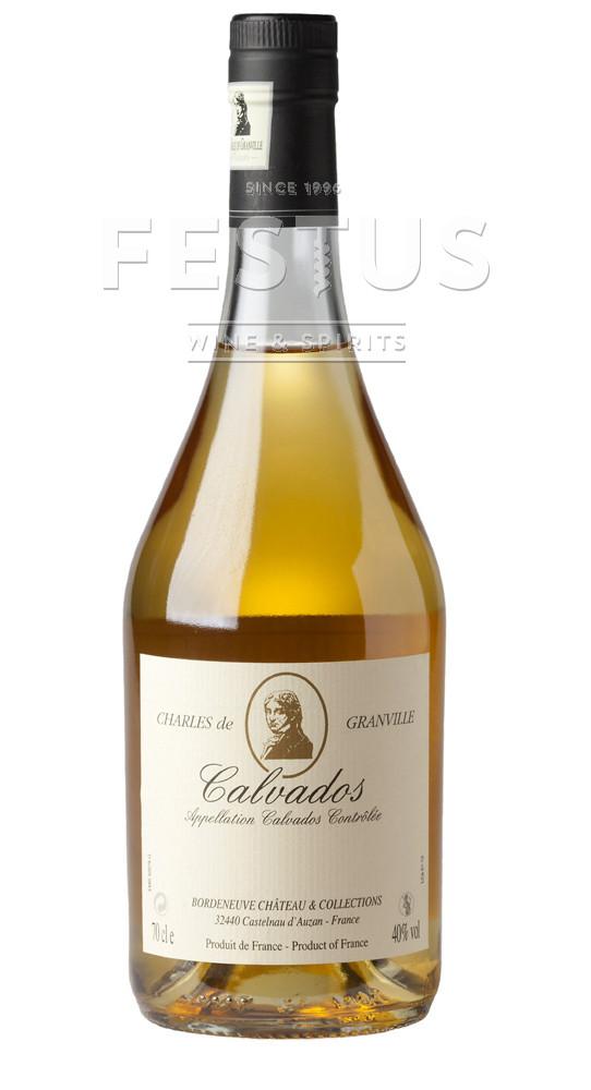 Festus | Charles de Granville Calvados 1984
