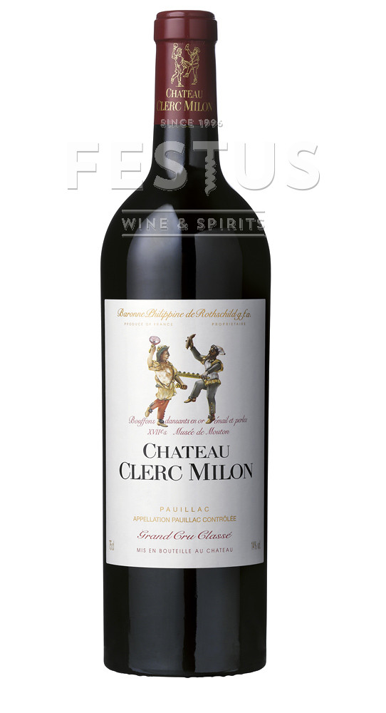 Festus | Chateau Clerc Milon 2012