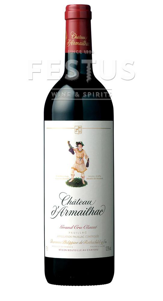 Festus | Chateau d'Armailhac 2012