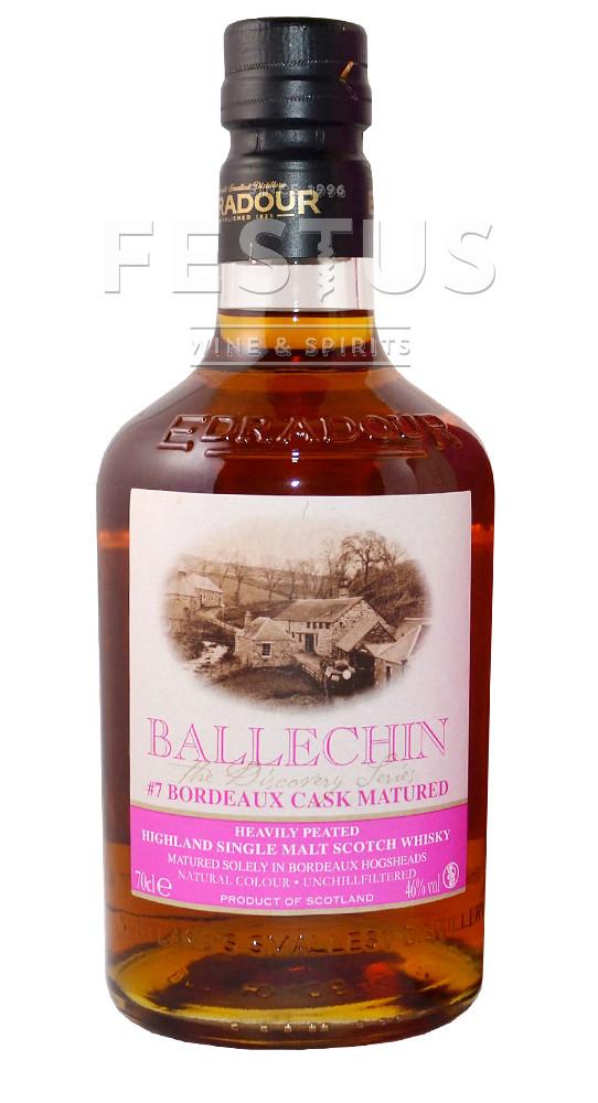 Festus | Edradour Ballechin #7 Bordeaux Cask Matured *