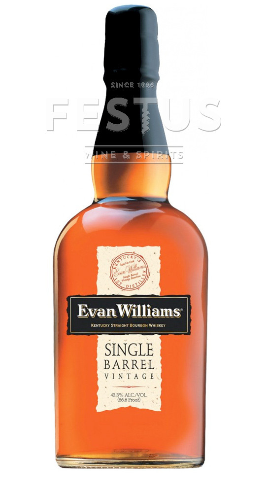 Festus | Evan Williams Single Barrel 2003
