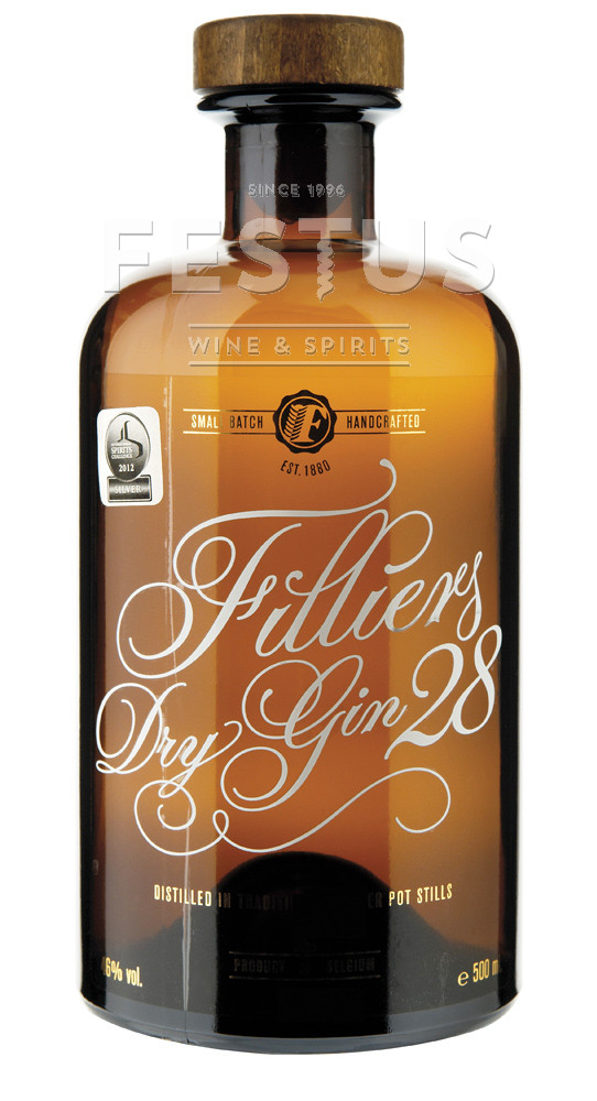 Festus | Filliers 28 Dry Gin 200cl