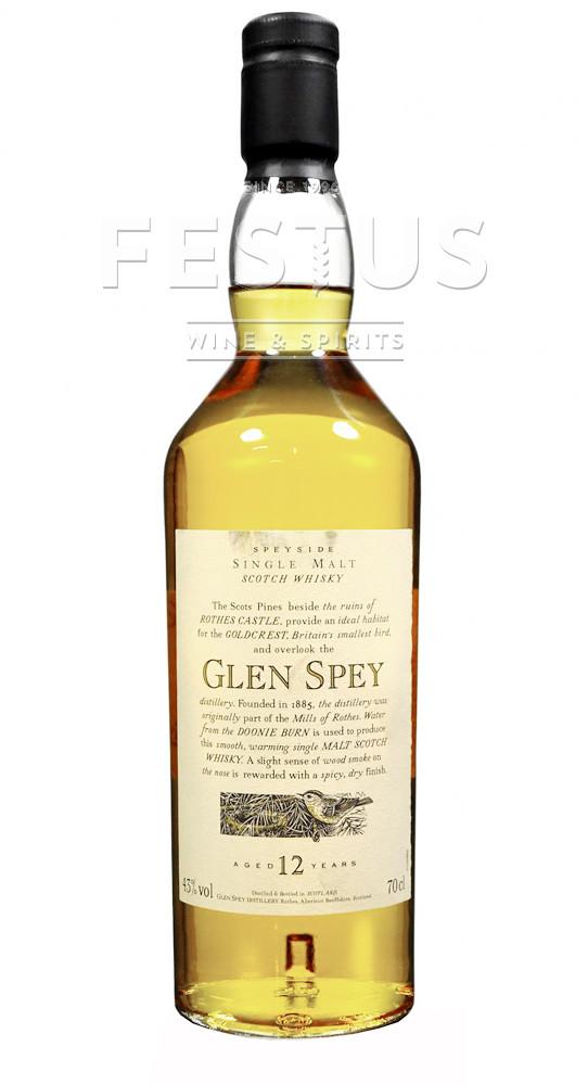 Festus | Glen Spey 12 YO Flora & Fauna