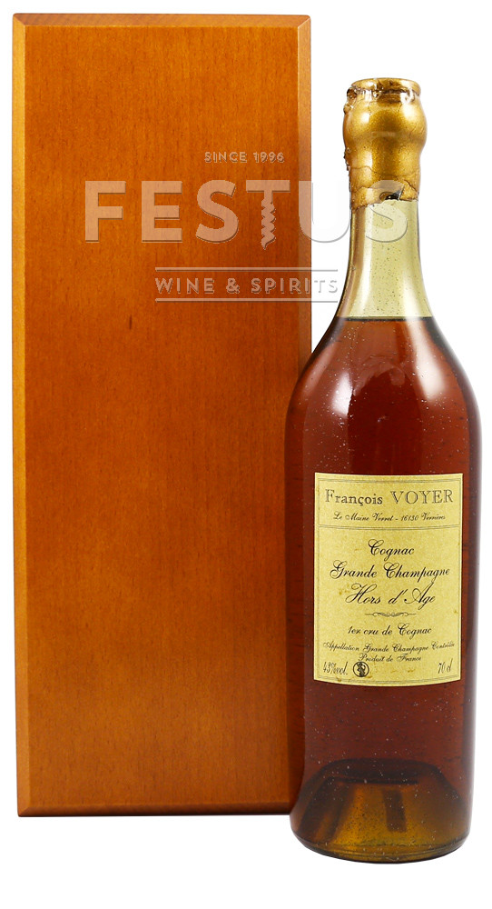 Festus | Francois Voyer Hors d'Age Grande Champagne