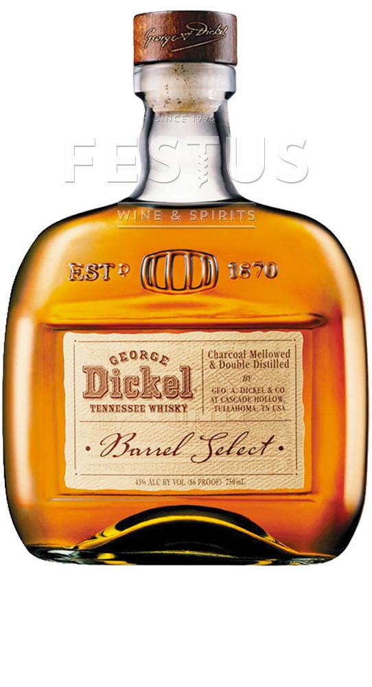 Festus | George Dickel Barrel Select