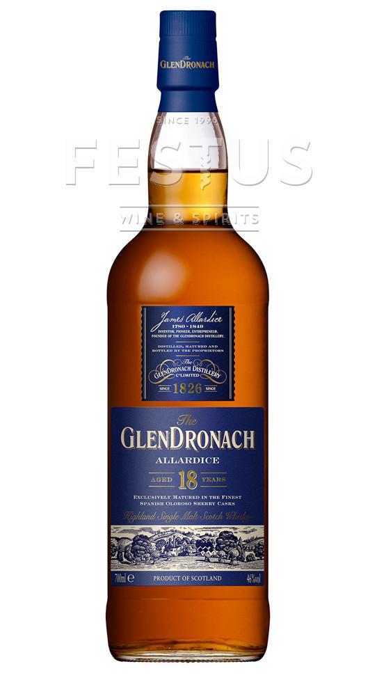 Festus | GlenDronach 18 YO Allardice