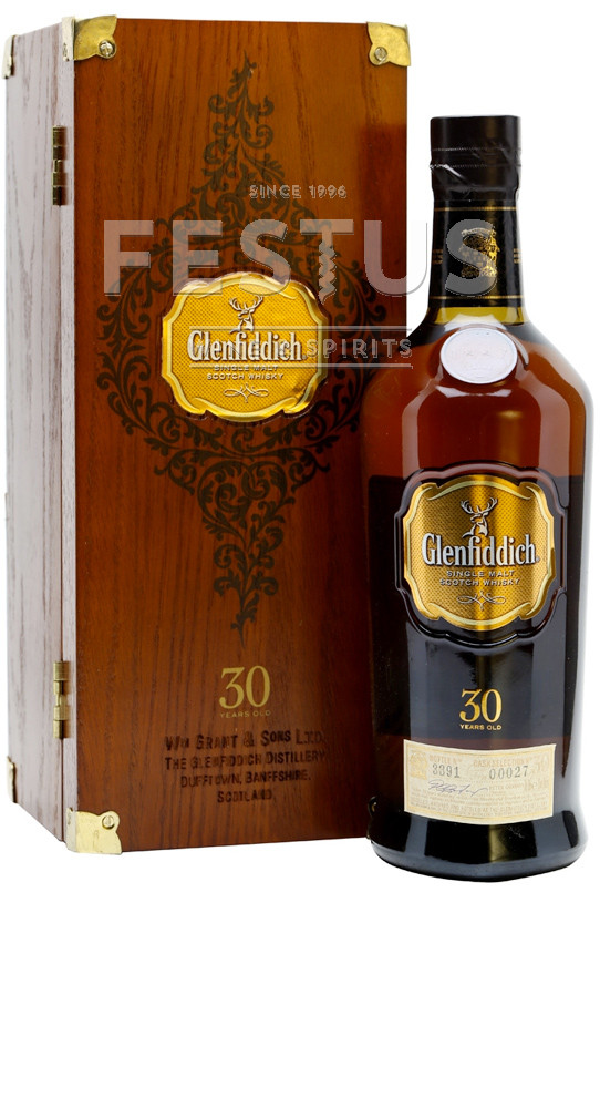 Festus | Glenfiddich 30 YO 1972 Cask Selection No. 00025 *