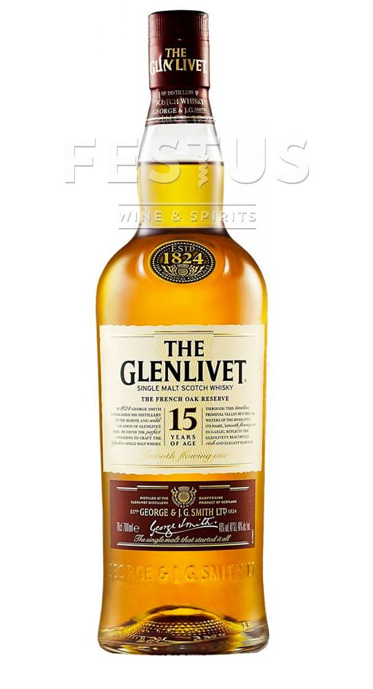 Festus   Glenlivet 15 YO + glass