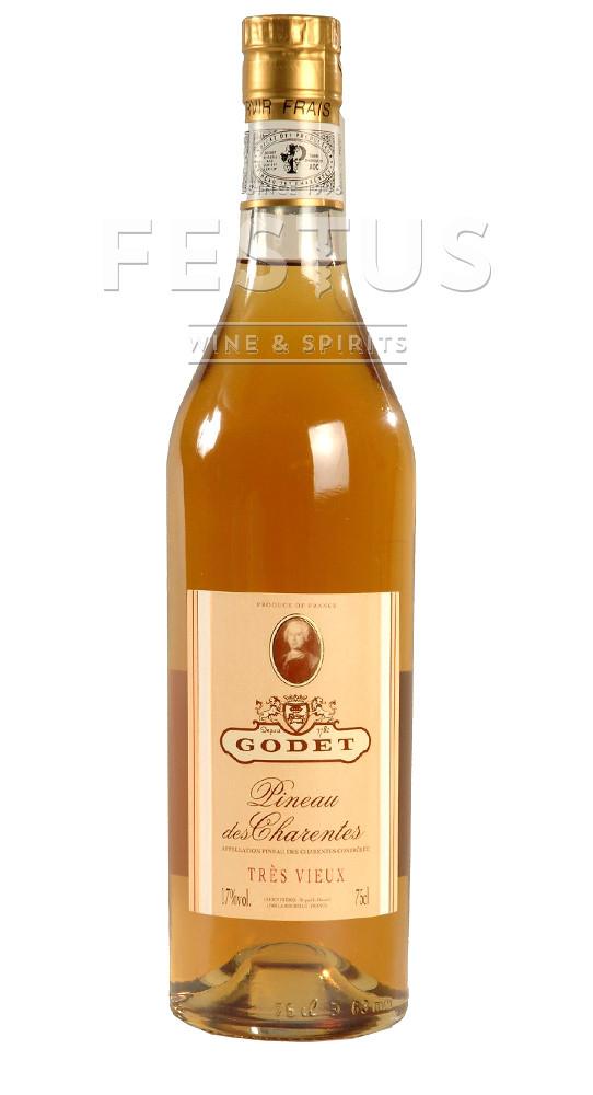 Festus | Godet Pineau des Charentes Blanc Vieux