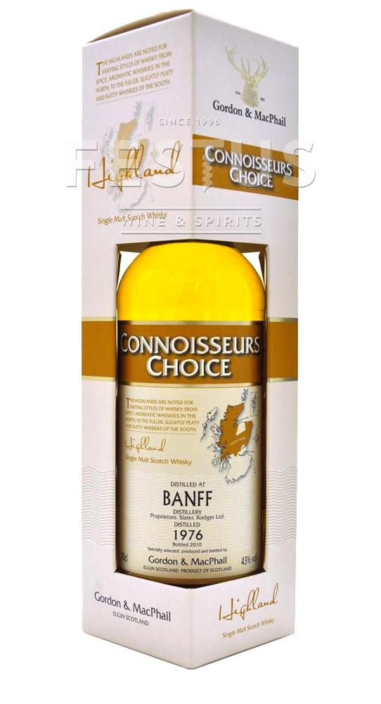Festus | Banff 1976/2005 Gordon & MacPhail Connoisseurs Choice *