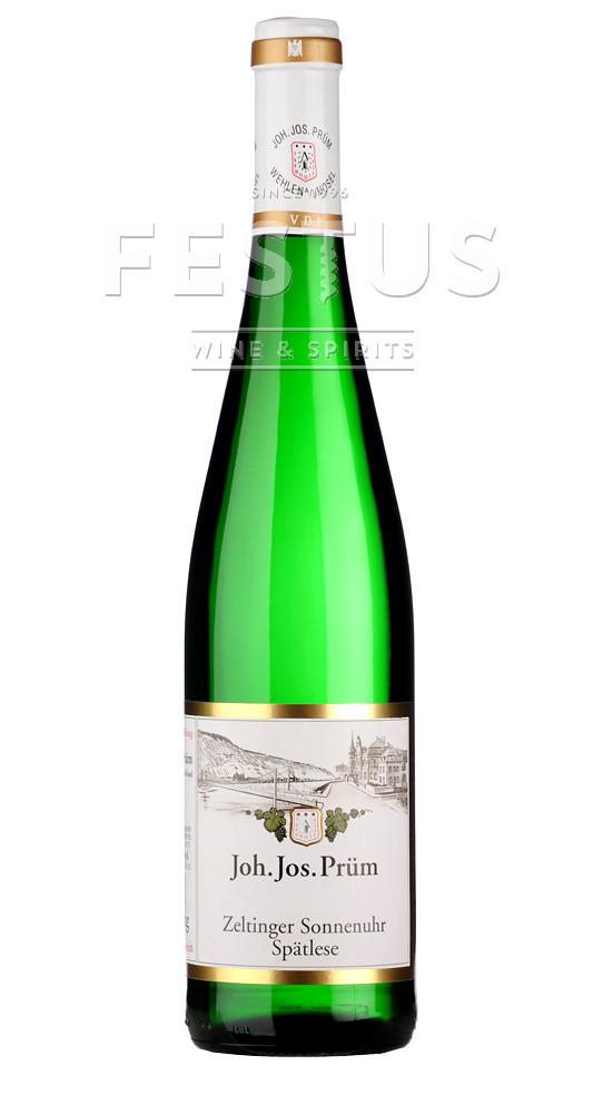 Festus | J.J. Prum Zeltinger Sonnenuhr Riesling Spatlese 2014
