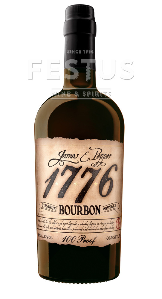 Festus | James E. Pepper 1776 Bourbon