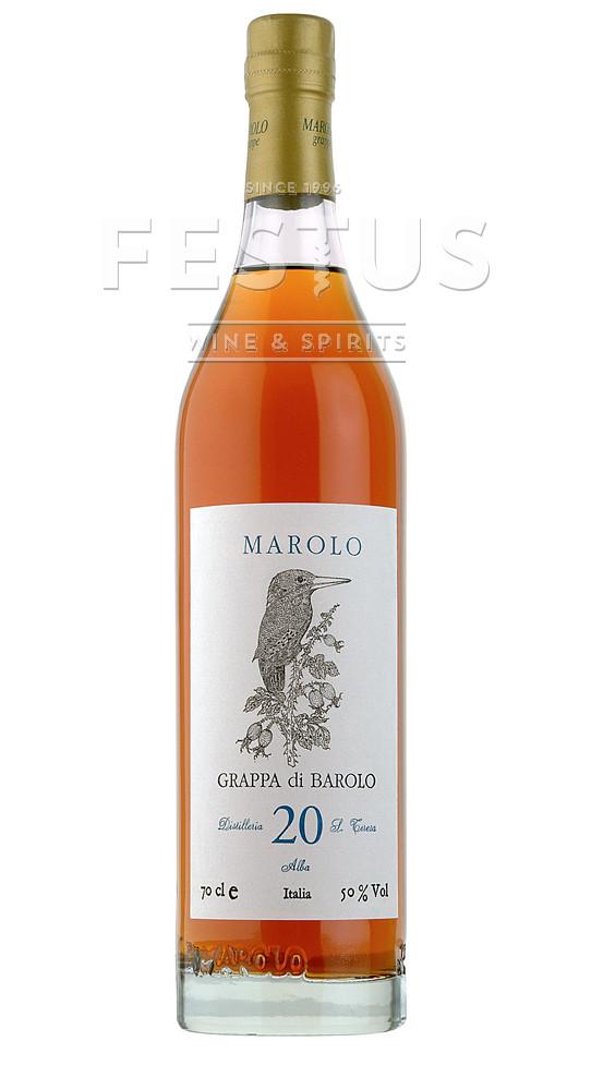 Festus | Marolo Grappa di Barolo 20 YO 1992/2012