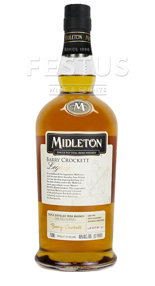 Festus | Midleton Barry Crockett Legacy *
