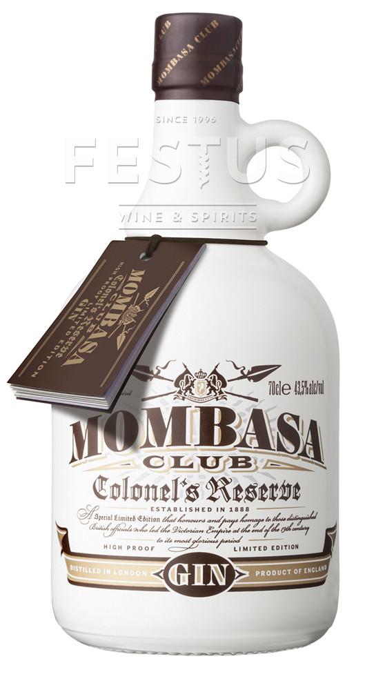 Festus | Mombasa Club Colonels Reserve Gin