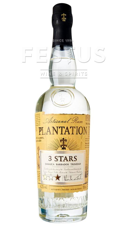 Festus | Plantation Rum 3 Stars White Jamaica, Trinidad & Barbados