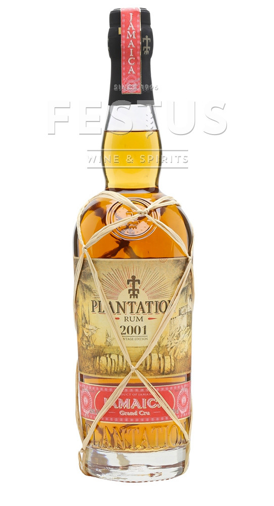 Festus   Plantation Rum Jamaica Grand Cru 2001
