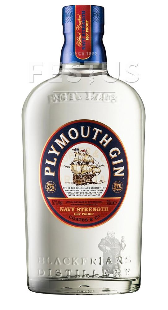 Festus   Plymouth Gin Navy Strength