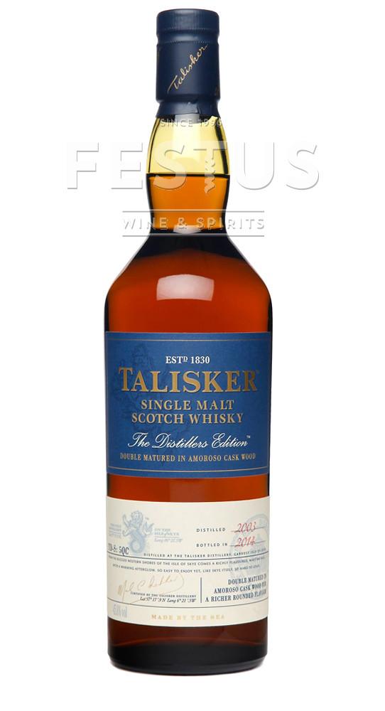 Festus | Talisker 2003 2014 Distillers Edition *