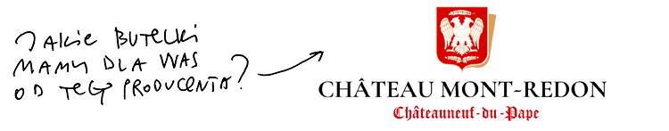 Chateau Mont-Redon